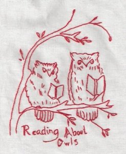 Reading About Owls