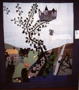 Jack's Beanstalk, copyright 1984 Caron Mosey