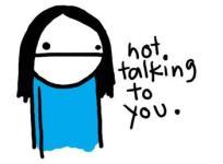 not_talking